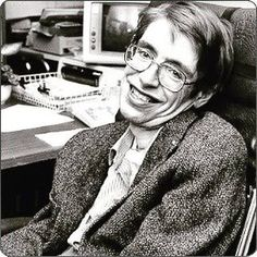"""Steven Hawking My favorite quote """"I am not religious in the normal sense"""" I believe that """"the universe is governed by the laws of science"""". The laws may have been decreed by God, but God does not intervene to break the laws. Save Planet Earth, Save The Planet, Real Life Heros, Freedom Of Religion, People Of Interest, Science, Physicist, Stephen Hawking, Special People"""