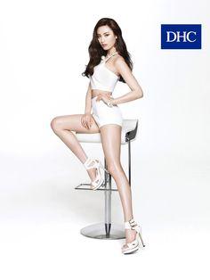 [DHC] 완벽한 몸매의 '나나'가 추천하는 'DHC 가르시니아' : 네이버 블로그