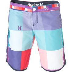 0a434d8e6a Hurley Supersuede 9 Beachrider Board Short - Women's Hurley Clothing, Roxy  Clothing, Board Shorts