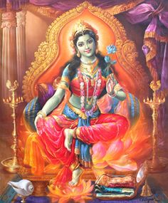 Ma matangi: One of the Dasa MahaVidya