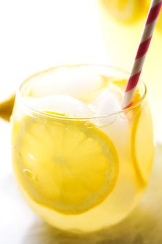 This lemonade has the most deliciousflavor and is perfect for quenching your thirst on hot summer days! Lemonade is my favorite summertime drink. I am actually pretty particular with my lemonade, probably because I was so spoiled growing up. My grandparents have a lemon tree in their backyard. Some of my favorite summertime memories begin …