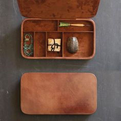 great for little treasures. love the styling of this image too.