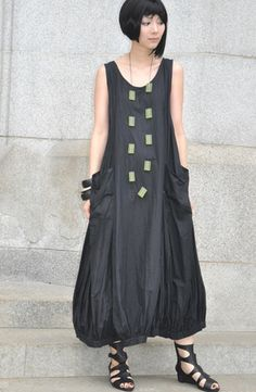 N/S Fab Dress in Black Carnaby A look for every occasion! Shabby Chic Mode, Boho Chic, Look Fashion, Womens Fashion, Fashion Design, Beautiful Outfits, Cool Outfits, Vetements Clothing, Balloon Dress