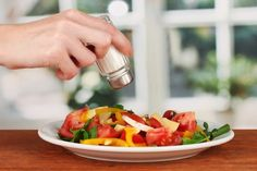 ¿Cómo se usa la sal correctamente?