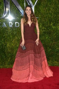 Sutton Foster, 2015 - The Most Stunning Tony Awards Looks of All Time - Photos