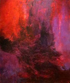 Untitled | Ögmundur Sæmundsson | 100 x 120 cm | Oil on canvas