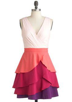 $99.99 Admire the View Dress, #ModCloth