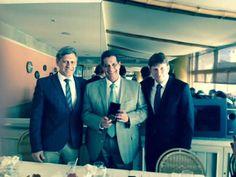 CCS-RJ homenageia Armando Vergilio em evento com grande adesão