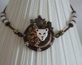 collier safari : Collier par les-bijoux-de-claudie