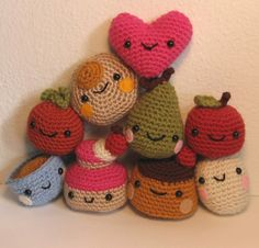 Amigurumi on Pinterest Amigurumi Patterns, Crochet Dolls ...