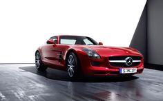 Mercedes Sls Amg Wallpaper