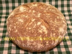 Dlouho kynutý chléb Bread, Food, Brot, Essen, Baking, Meals, Breads, Buns, Yemek