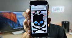 Nova 'mensagem da morte' para iOS detona app Mensagens; veja como se salvar - http://anoticiadodia.com/nova-mensagem-da-morte-para-ios-detona-app-mensagens-veja-como-se-salvar/