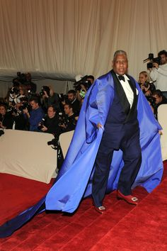 Everything You Need to Know About the Met Gala, According to André Leon Talley Maria Ward's picture APRIL 29, 2017 1:00 PM by MARIA WARD