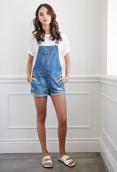 120 Best Denim Overalls Shorts That You Must Have https://fasbest.com/120-best-denim-overalls-shorts-must/