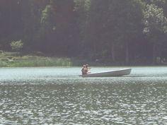 summer in Buckow Switzerland, Germany, Boat, Summer, Dinghy, Summer Time, Deutsch, Boats, Ship