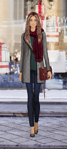 Look Styled For Covet Fashion: Holiday Store Windows