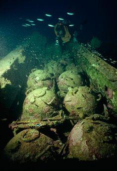 Shipwrecks | PHOTOS: Pacific Shipwrecks Potentially Toxic Time Bombs