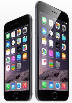 Da ist es nun endlich, das neue iPhone 6 sowie das größere iPhone 6 Plus. Alle wichtigen Daten findet ihr in einem Überblick bei uns.