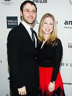 Chelsea Clinton Expecting First Child | People.com