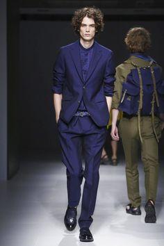 Salvatore Ferragamo Fashion Show Menswear Collection Spring Summer 2017 in Milan