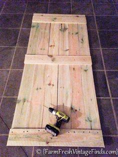 how to build and hang a barn door cheaply closet diy doors how to woodworking projects - June 22 2019 at
