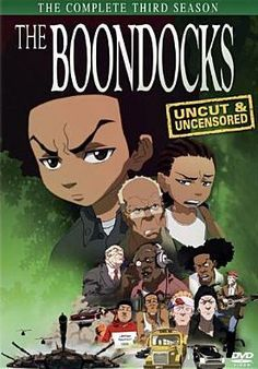 Boondocks: Complete Third Season