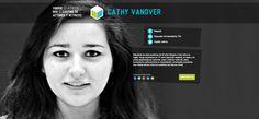 Actriz CATHY VANOVER