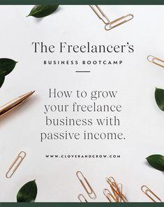 Learn how to make passive income for your freelance business and make money while you sleep! __________________________ #DesignEucation #freelancelife #branddesign #rebrand #fwportfolio #designlifestyle #designstudios #girlbosslife #ladybosslifestyle #beingboss #smallbizowner #freelancegraphicdesigner #freelancedesign #freelancedesigner #freelancejob #freelancers #freelancemarketing #freelancewebdesigner #freelancegraphidesign