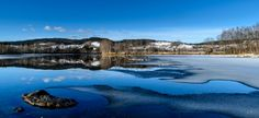 Reflections of spring by Knut Trondsen on Spring Sign, Norway, Reflection, River, Pictures, Outdoor, Photos, Outdoors, Outdoor Games