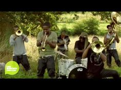 The Big Chill Sessions: The Hypnotic Brass Ensemble - War