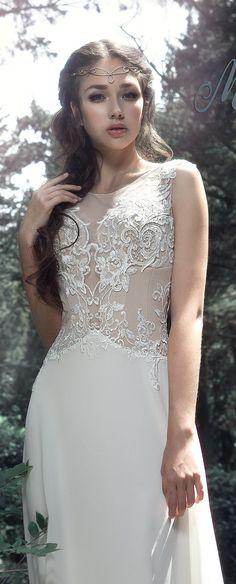 Milva Bridal Wedding Dresses 2017 Kritta / http://www.deerpearlflowers.com/milva-wedding-dresses/6/