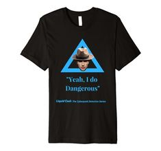 Detective Series, Cool T Shirts, T Shirts For Women, Cool Stuff, Amazon, Store, Mens Tops, Fashion, Moda