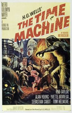 1960 fantasy masterpiece is the undeniable grandfather of the time travel film genre.