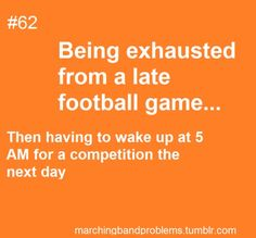 Art Marching Band Problems. yes-i-am-a-band-geek