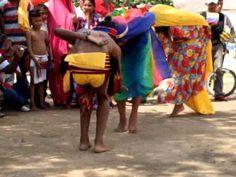 El baile de la Chicha Maya, expresión de la comunidad indígena Wayuu