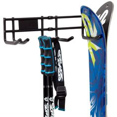 The Container Store > Double Ski Storage Rack $14.99