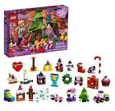 Lego Advent Calendar, Advent Calendars For Kids, Christmas Countdown Calendar, Kids Calendar, Calendar 2018, Calendar Ideas, Lego Friends, Cool Toys For Girls, Theme Noel