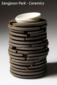 Bethesda Row Arts Festival - Oct. 19 & 20 - Sangjoon Park - Ceramics - www.bethesdarowarts.org
