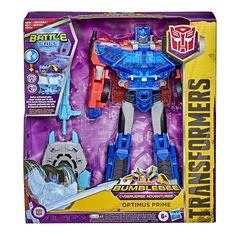 Only At Walmart: Transformers Cyberverse Adventures Optimus Prime - Walmart.com - Walmart.com