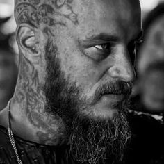 Intensity of Ragnar Lothbrok