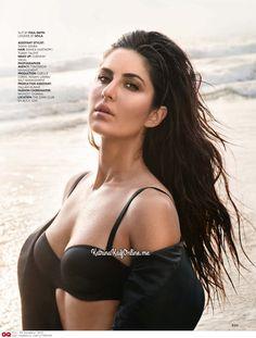 HOTIIEEE!! Katrina Kaif in Gq India Dec 2015