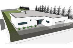 Rodinny dom navrhnuty presne podla potrieb klient a jeho rodiny
