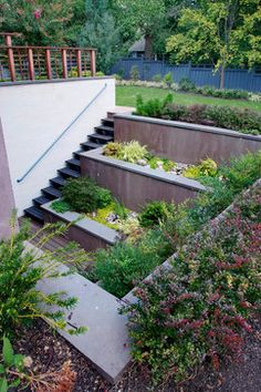 California Contemporary - contemporary - landscape - philadelphia - Groundswell Design Group, LLC