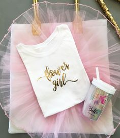 Check out the deal on Flower Girl Tshirt at Wedding Favorites   Unique Wedding Favors   Baby Shower Favors   Bridal Shower Favors