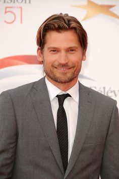 "Nikolaj Coster-Waldau from Game of Thrones is Ser Jamie Lannister, ""The Kingslayer"". Jaime Lannister Actor, Gorgeous Men, Beautiful People, Cersei And Jaime, Game Of Thrones Tv, Nikolaj Coster Waldau, Raining Men, Christian Grey, Games For Girls"