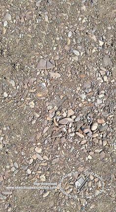 Dirt Roads seamless textures