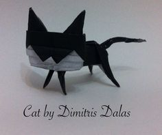 Cat Origami Models, Kitten Heels, Cats, Gatos, Cat, Kitty, Kitty Cats