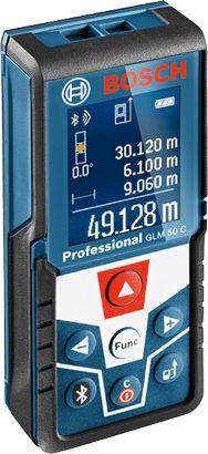 GLM 50 C Professional Laser-Entfernungsmesser Laser-Entfernungsmesser   Bosch Professional