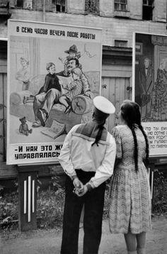 Social Realism meets Advertising.